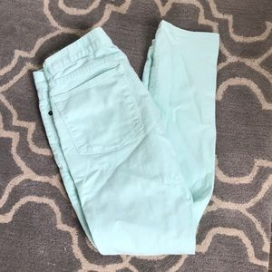 J.Crew size 27 ankle jeans